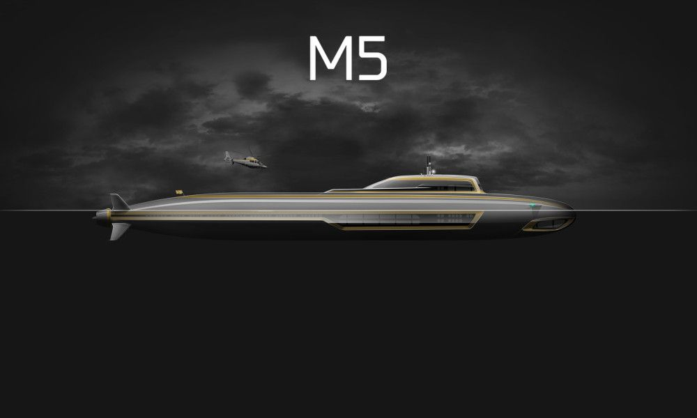 MIGALOO: PRIVATE SUBMERSIBLE YACHTS