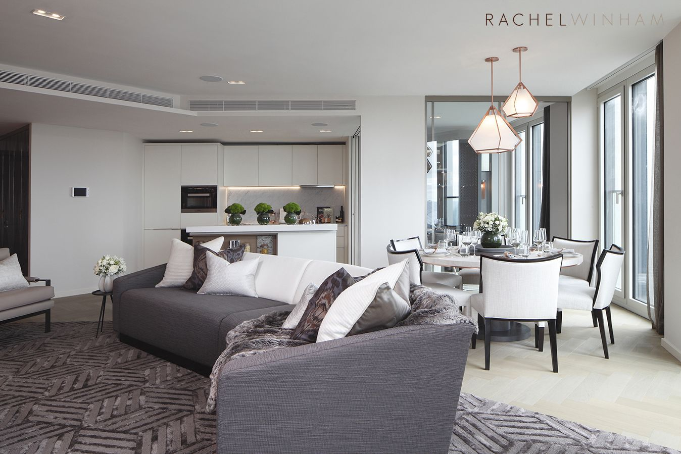 Living and Dining Room Rachel Winham