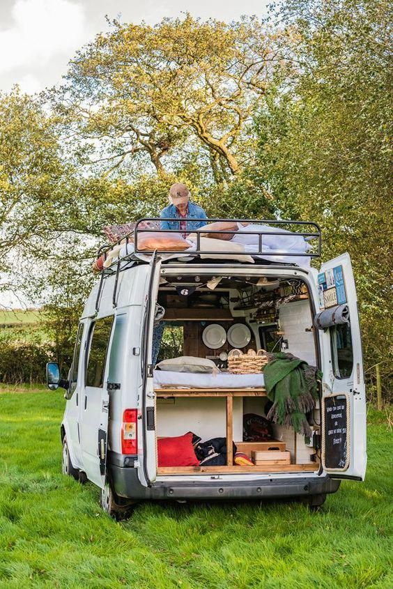Campervan Hire ⋆ Quirky Campers ⋆ Home of Handmade Campers