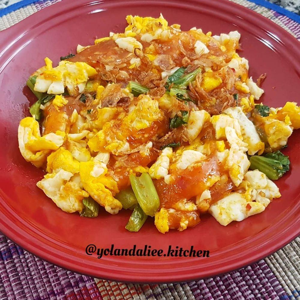 Resep Olahan Telur Sederhana Instagram Resep Resep Makanan Sehat Resep Masakan Asia