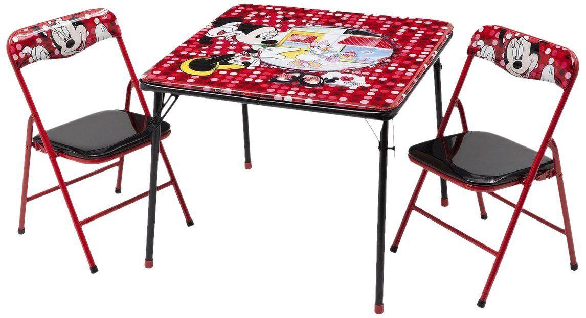venta mesas y sillas plegables para niños