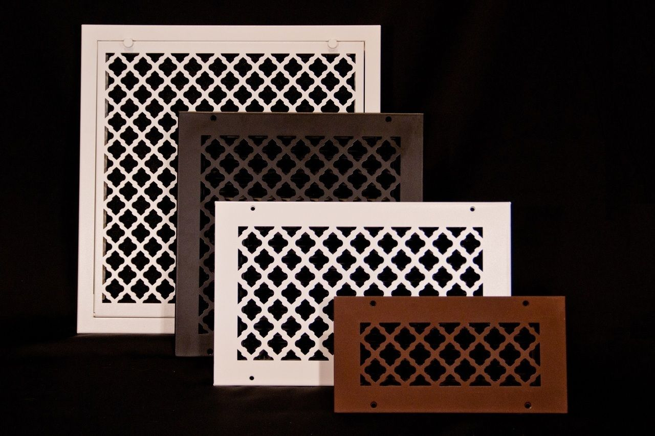 20 x 30 wall and ceiling bronze series air returns and grilles vent - Ceiling Vent Covers