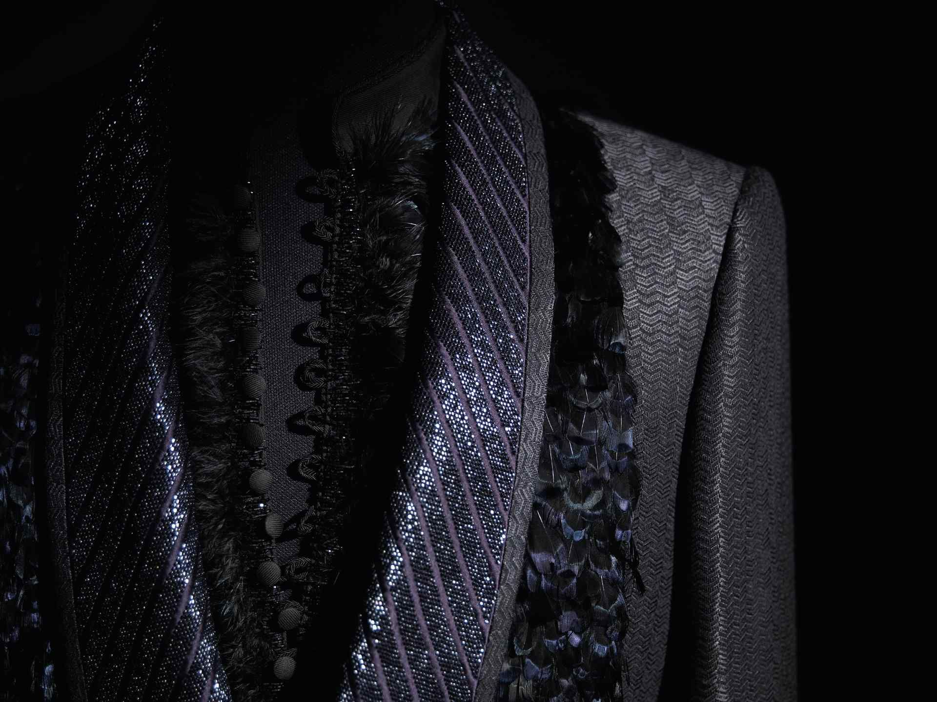 #RobertoCavalli Menswear FW 2012-13 collection