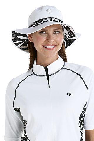 fec3ae4a2a3 New Spring 2013  Coolibar UPF 50+ Sunwear  Chlorine Resistant Bucket Hat -  wear it in water!  spring  women  clothing  swimwear  rashguard  swimsuit  ...