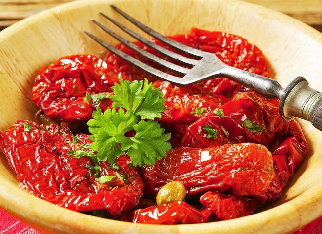 помидоры вяленые на зиму рецепты с фото пошагово