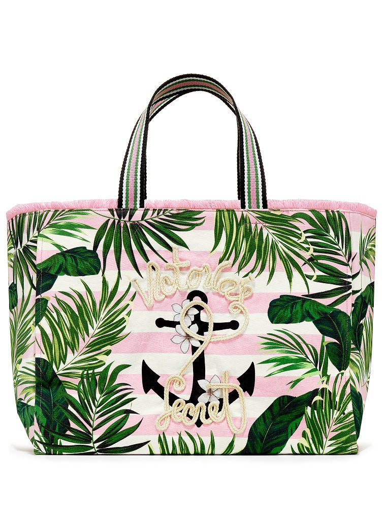67eb3f281fc7e6 Victoria's Secret VS Paradise Beach Tote | Products in 2019 | Beach ...
