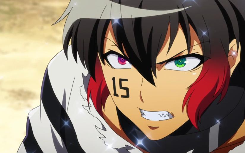 Jyugo Nanbaka Anime Anime Shows Awesome Anime