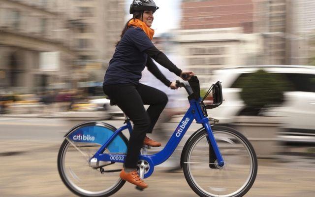 Citi Bikes The Hummers Of Urban Cycling Bike Urban Cycling