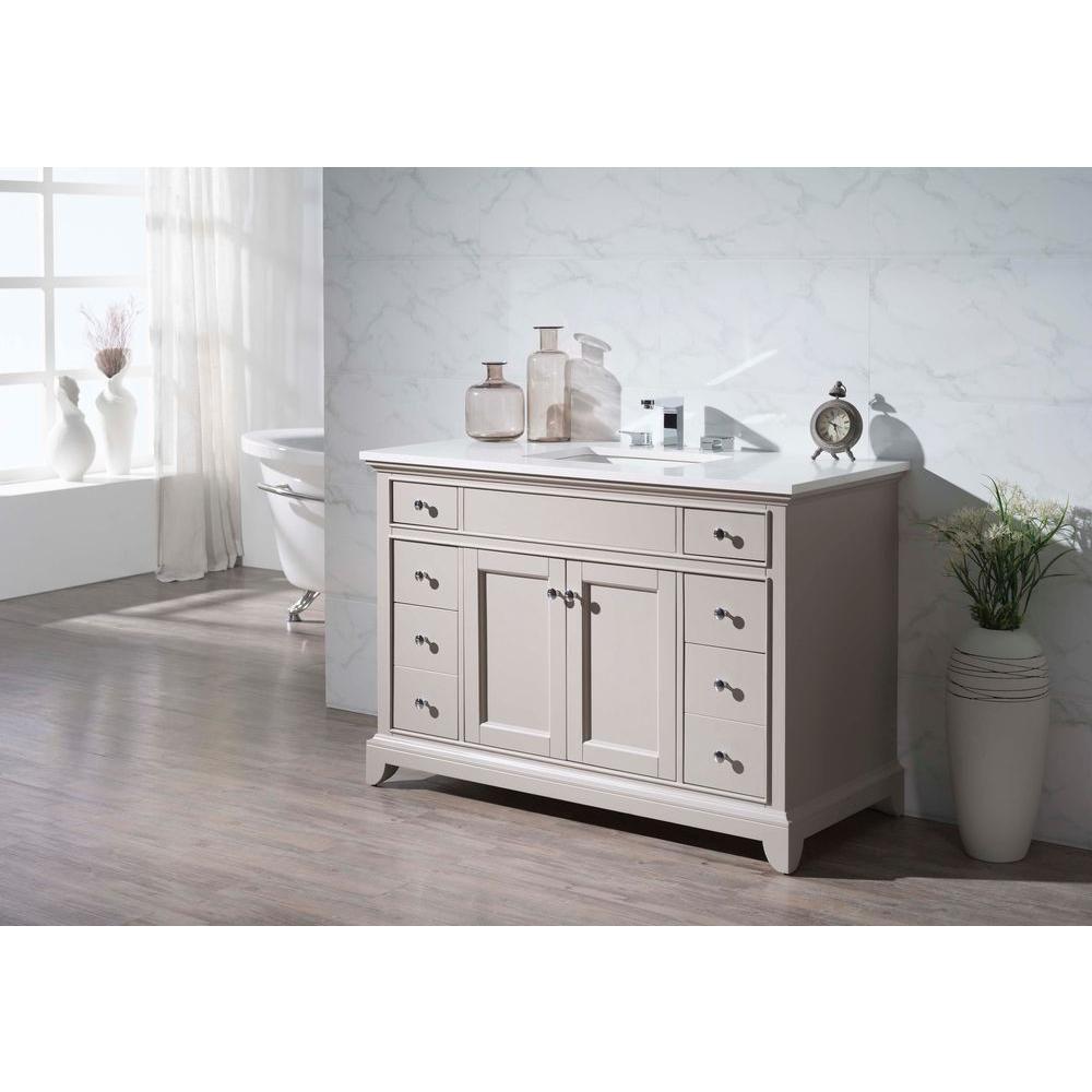 Images Photos stufurhome Arianny in W x in D x in H Bathroom Vanities