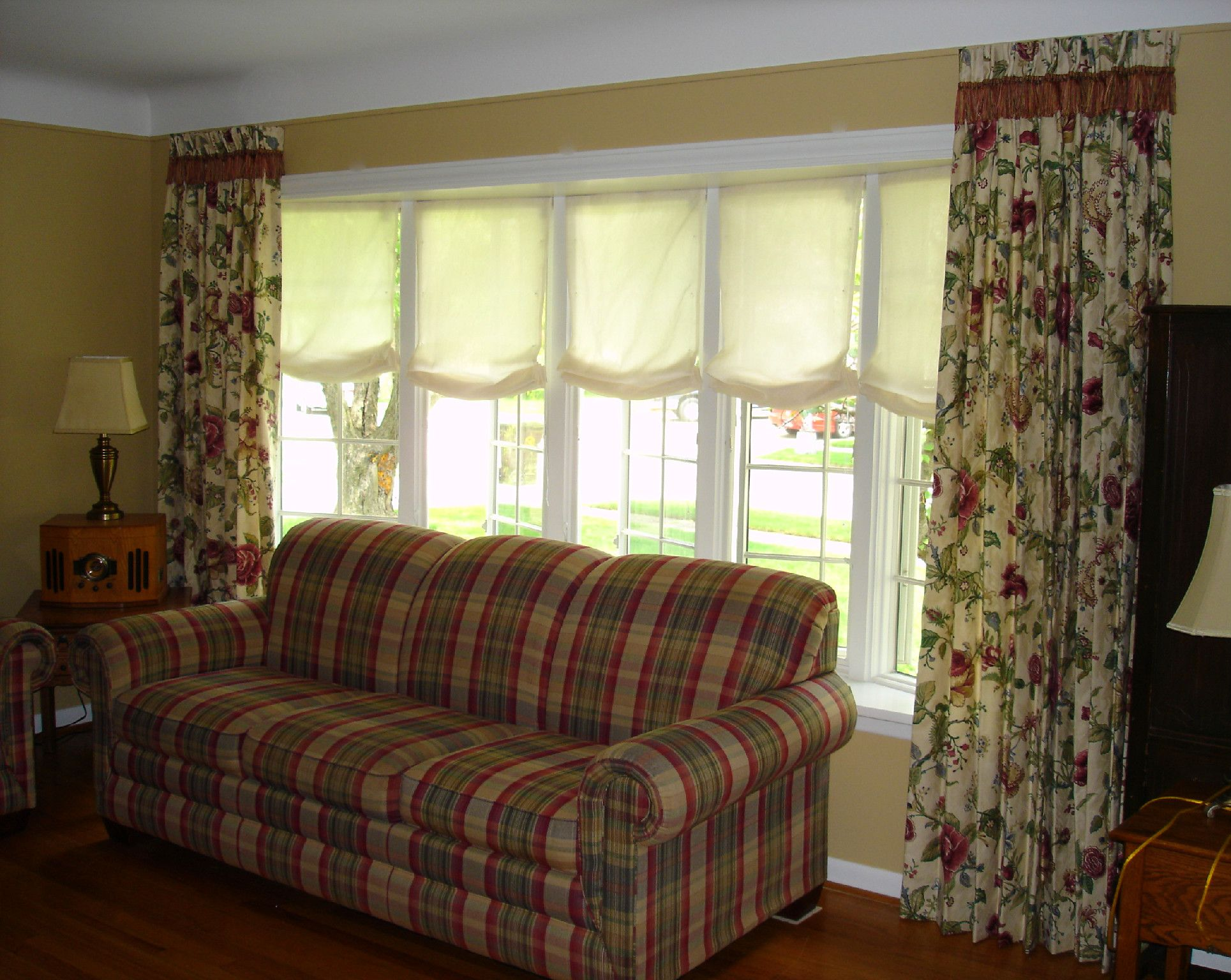 Bay Window Treatments Dining Room Bay Window Ideas Living Room  Google Search  Home & Organization