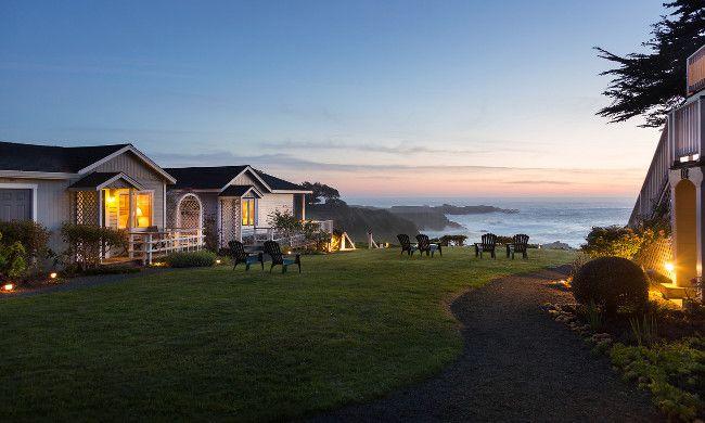 Sea Rock Inn Mendocino Ca Select Registry Bed Breakfasts Inns