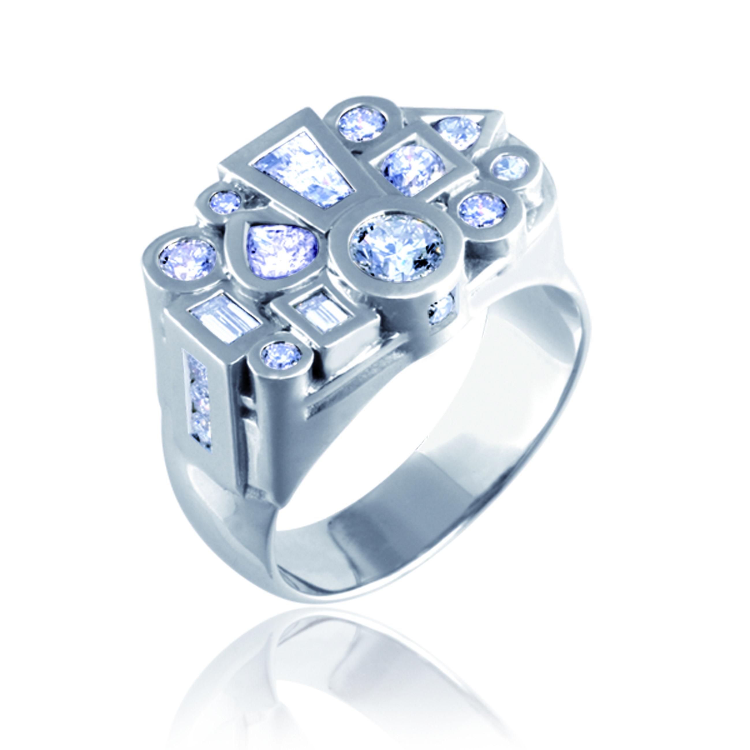 DiamantsPierres Bague Tanaüs Pierre 13 Et Homme Tournaire Diamant R4S3jLc5Aq
