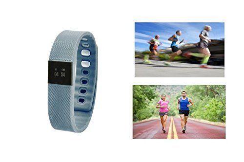 SumTec A05 Smart Bracelet - Grey - Bluetooth Watch - WiFi - Calorie Counter Wireless - Pedometer - Sport Activity Tracker - Android IOS Phone SumTec Inc http://www.amazon.ca/dp/B013NWMZKY/ref=cm_sw_r_pi_dp_izOTwb00Z0TDY