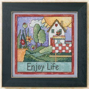 MILL HILL FRAME 6 x 6 in Fits Mill Hill Button /& Bead Cross Stitch Kits RED