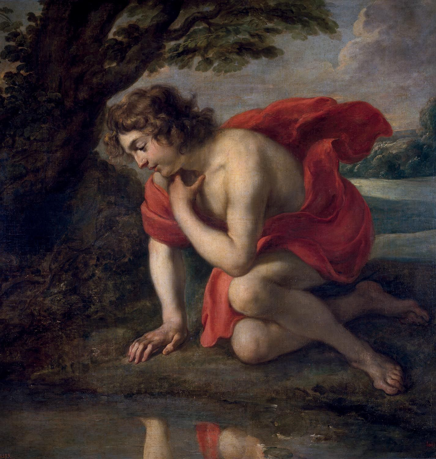 jan cossiers narciso museo de prado madrid narcissus jan cossiers narciso museo de prado madrid narcissus madrid