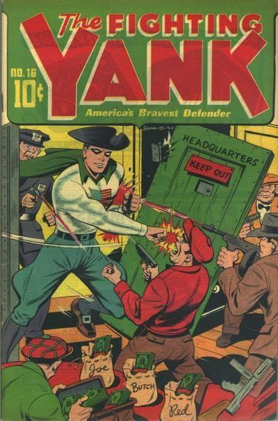 The Fighting Yank