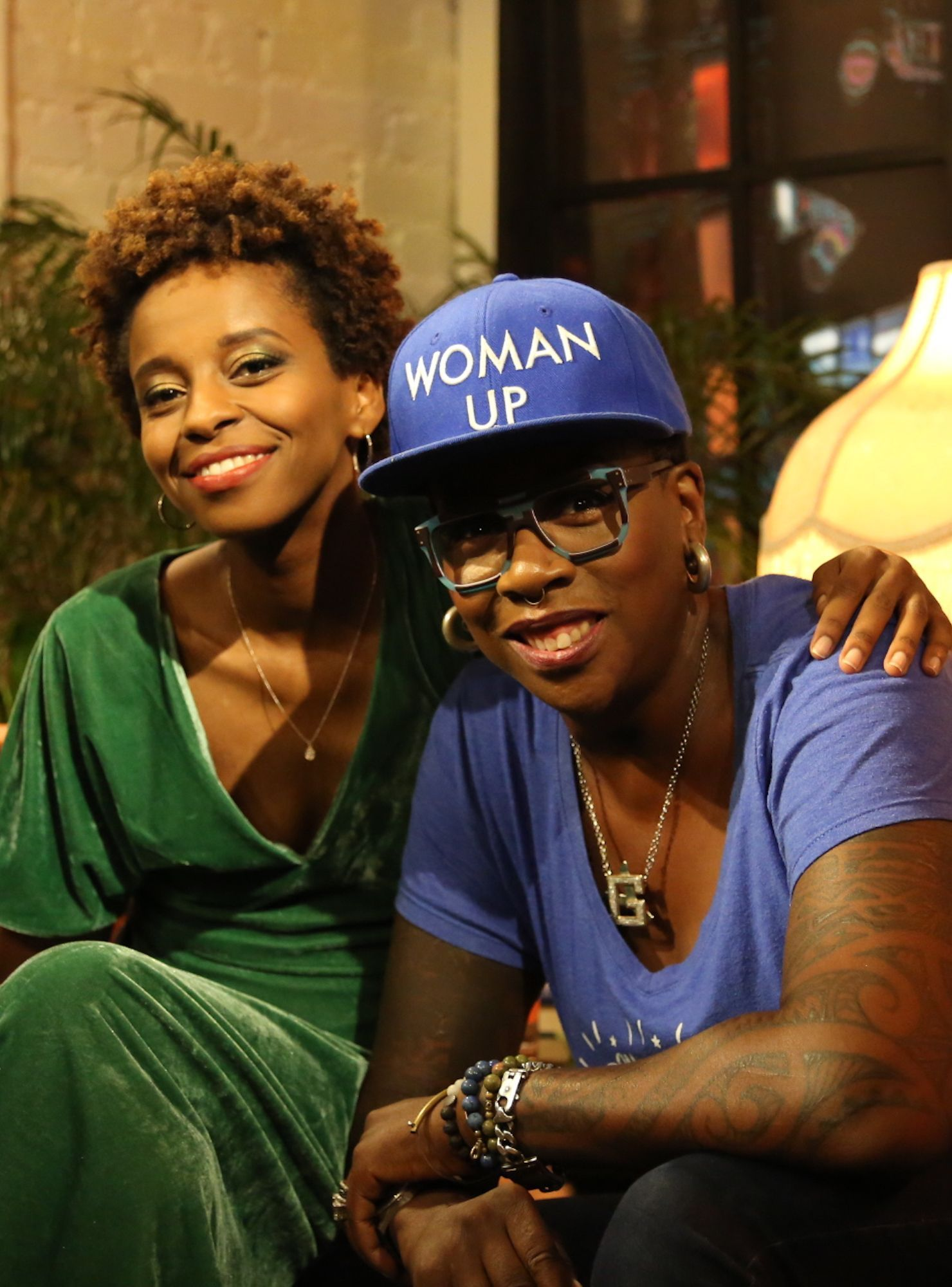 Gina Yashere Popped By After After Party To Speak Some Royal Wedding Truth Gina Yashere Royal Wedding Vintage Black Glamour