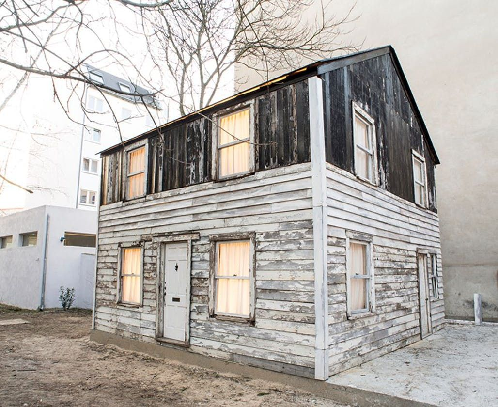 The home of civil rights activist Rosa Parks is now up for