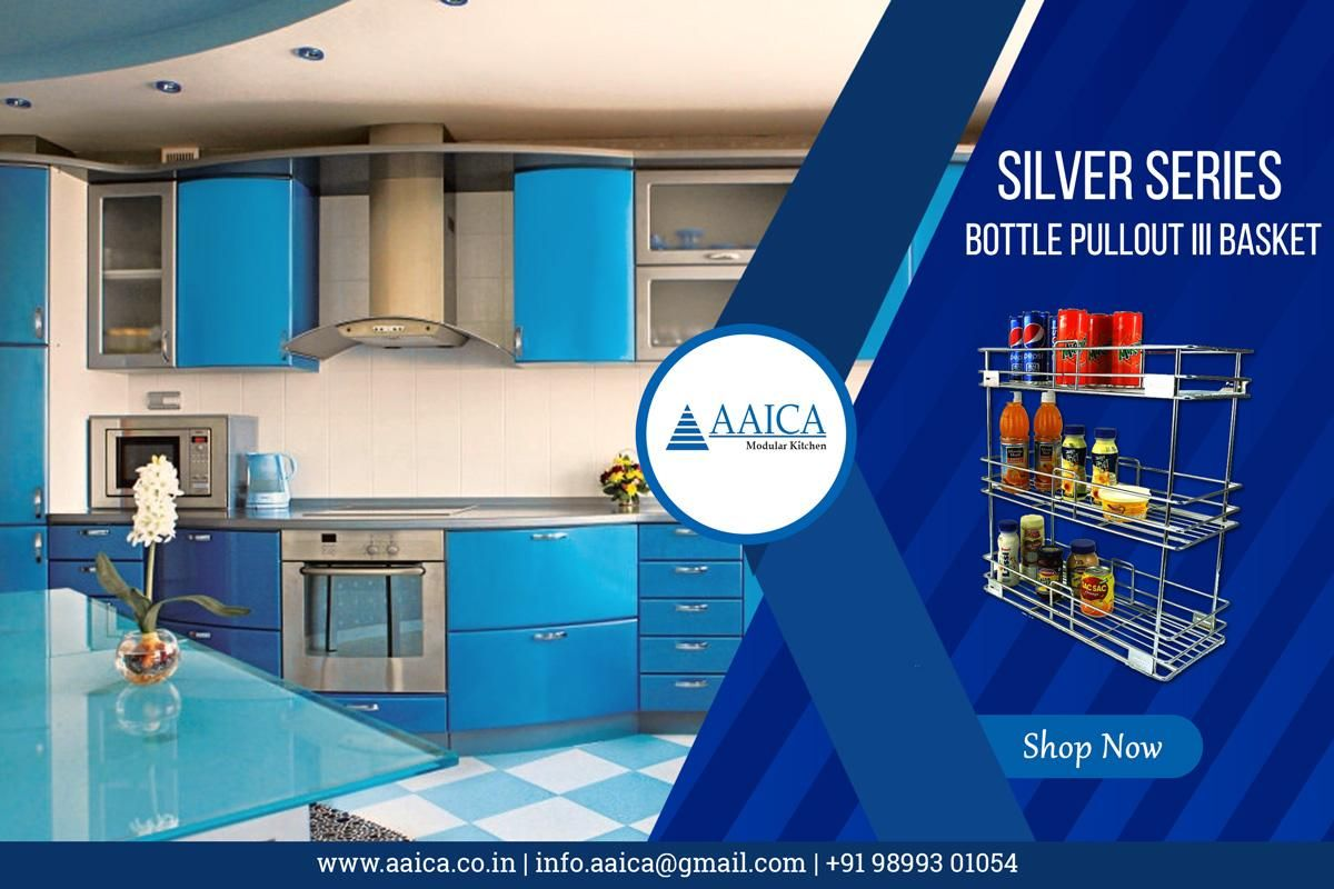 Silver series for different types of baskets for your kitchen shop ...