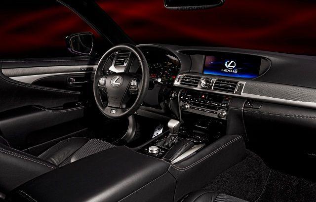 2016 Lexus Ls 600h L Interior