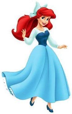 little mermaid blue dress costume google search disney