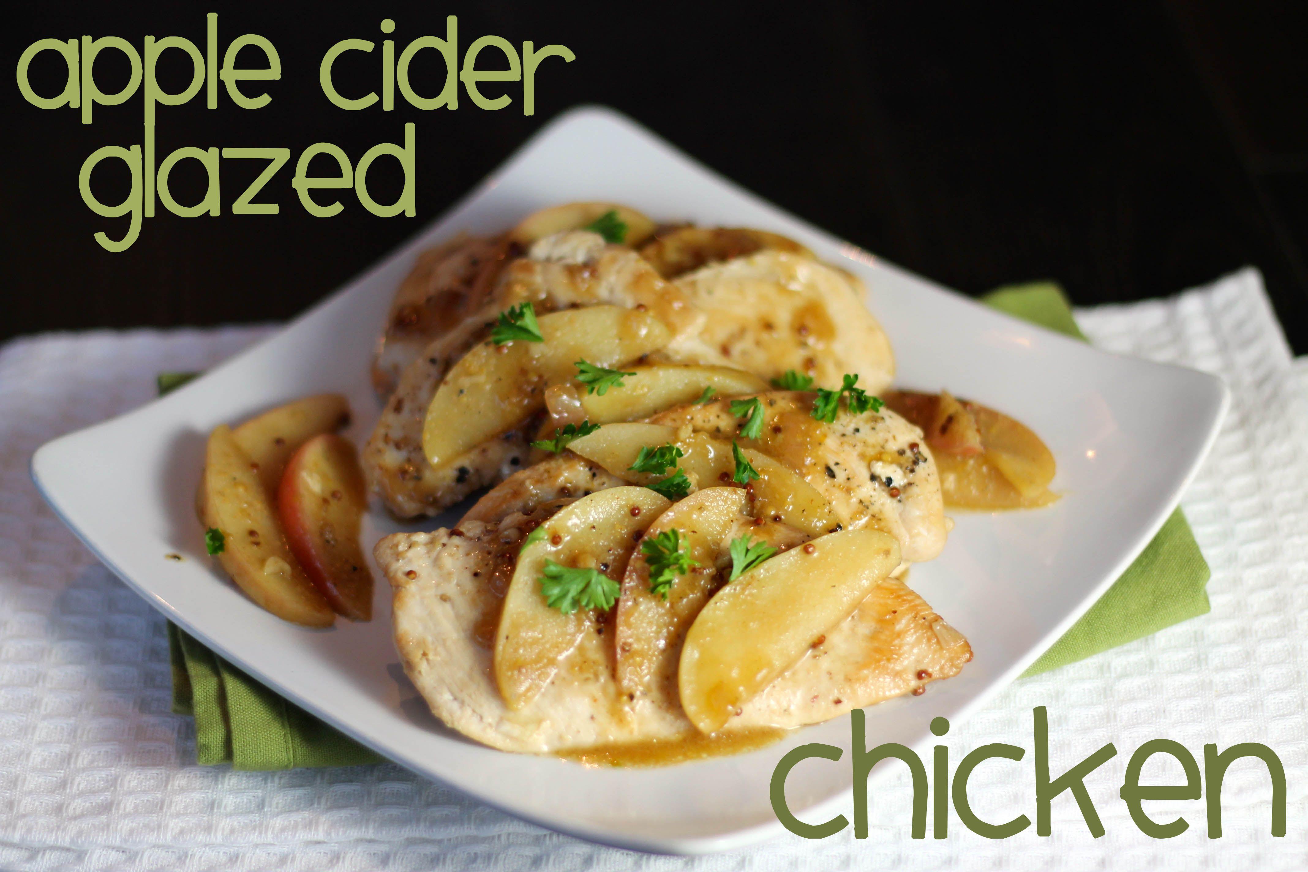 apple cider glazed chicken #appleciderchicken apple cider glazed chicken #appleciderchicken