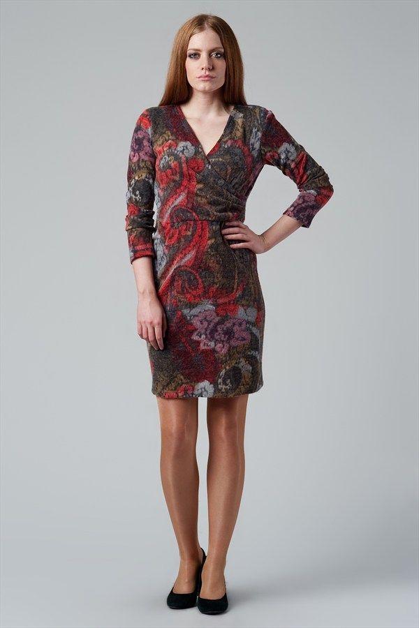 299fd480f57db Sonbahar Mudo City Elbise Modelleri Elbiseler eskiden yalnızca sıcak  havalarda giyilen parçalar olarak görülmekteyken artık bu