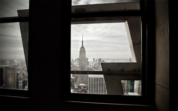 New York » Robert Walker Towards the Empire State