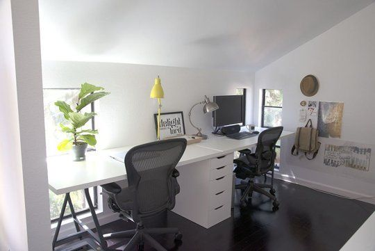 Emily Aaron S Condo Renovation The Big Reveal Home Office