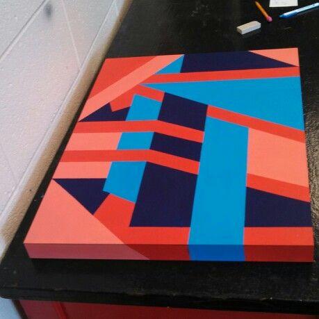 Easy 2d Art Painting