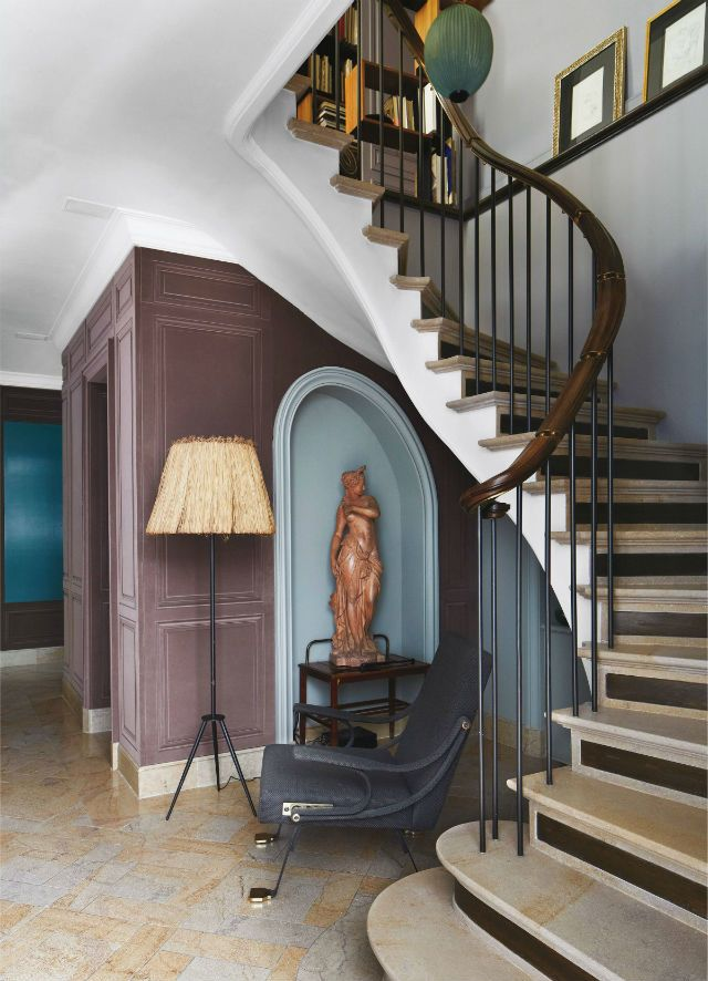 | Stefano Pilati's Paris Apartment