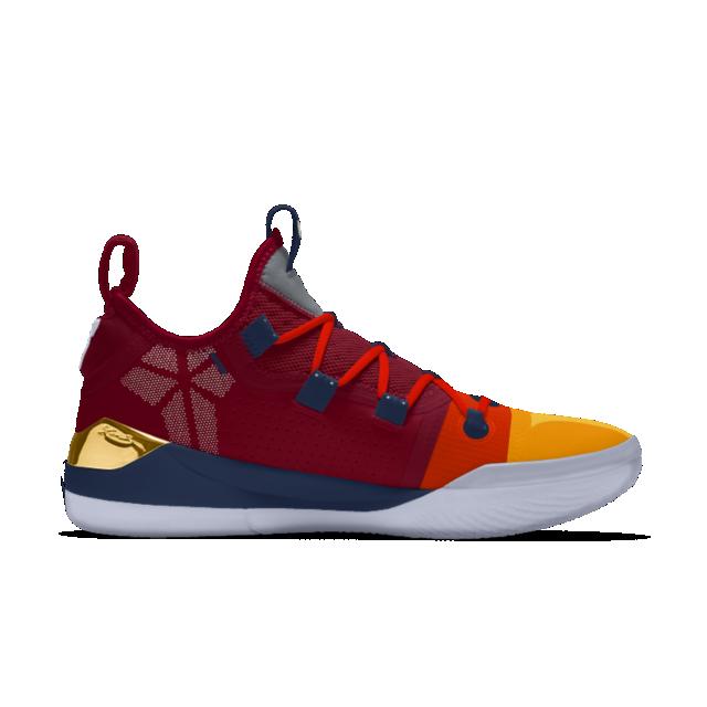 Kobe A D Id Basketball Shoe Basketball Shoes Kobe Shoes Ankle