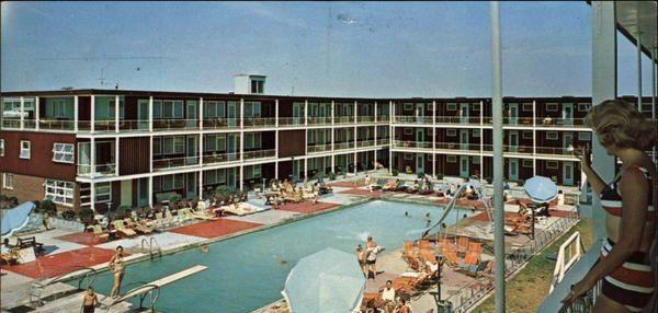 Way Old Stowaway Grand Ocean City Ocean City Maryland Indoor Outdoor Pool