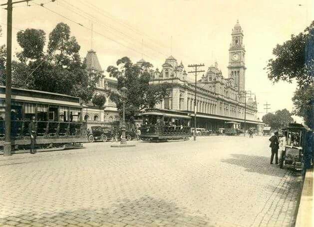 1901 Estação da Luz