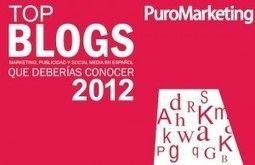 Top 50 blogs de marketing, publicidad y social media en español, que deberías conocer en 2012   Noel Carrion