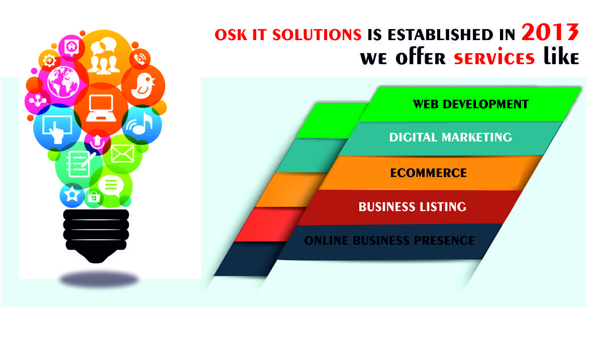 OSK IT SOLUTIONS is the leading IT Solution Company