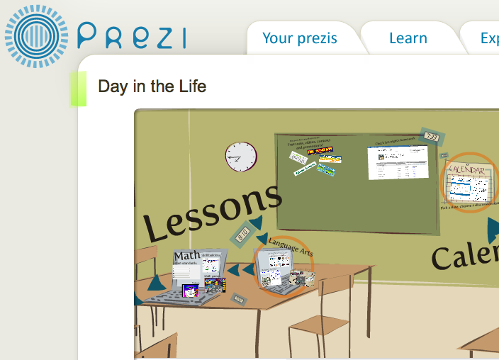 designer elearning: 7 ideas for designing your own prezi template, Powerpoint templates