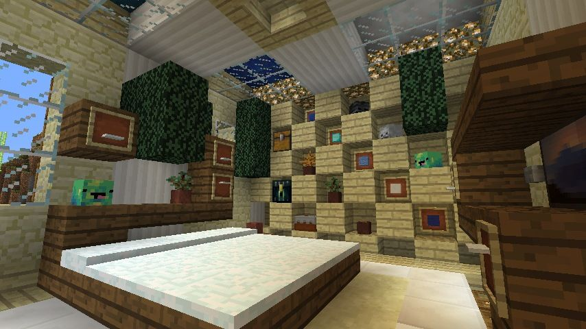 minecraft furniture storage minecraft pinterest minecraft minecraft ideen und. Black Bedroom Furniture Sets. Home Design Ideas
