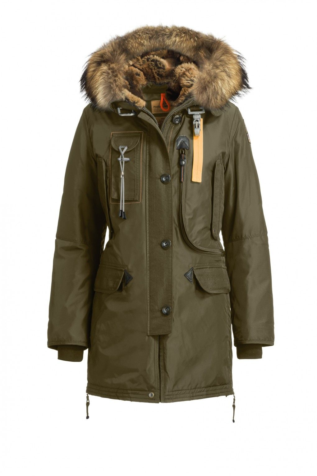 parajumpers women's kodiak coat