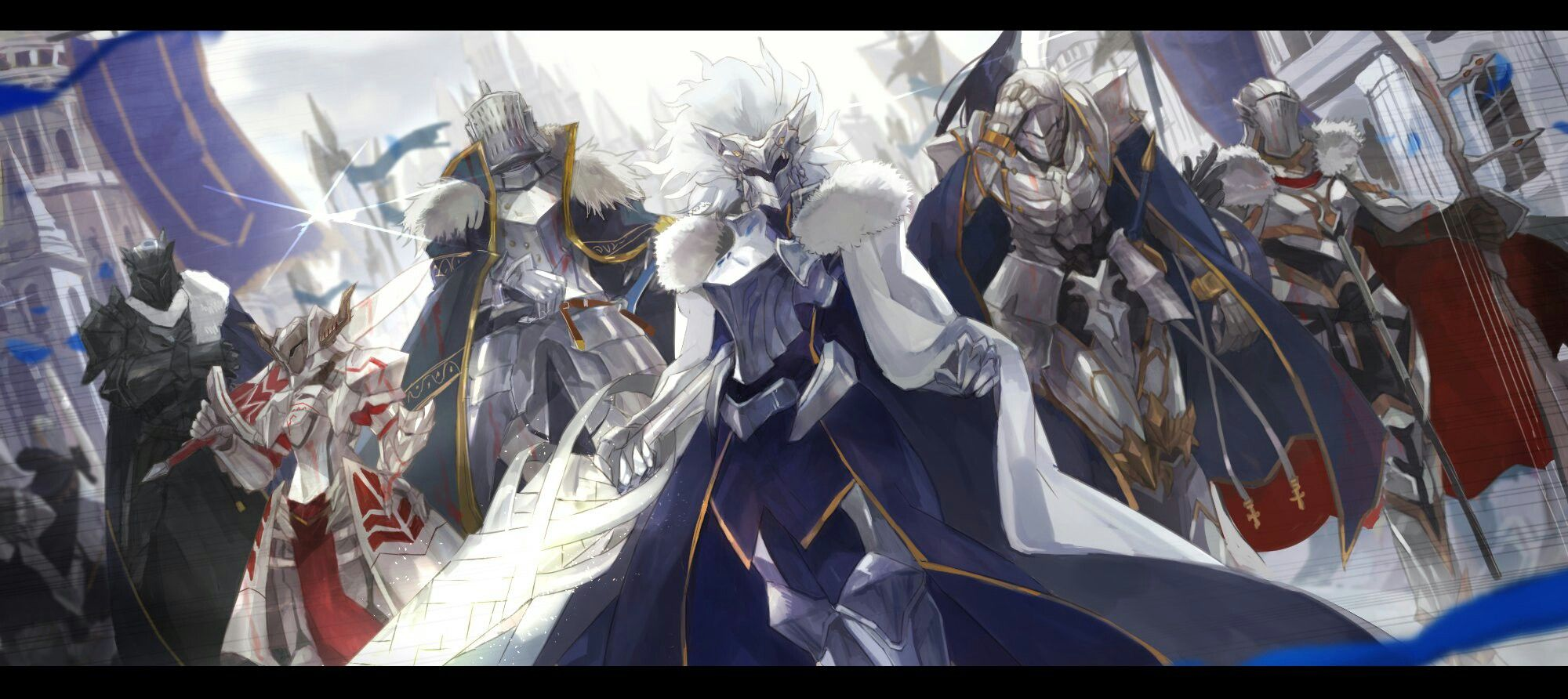 Guinevere Fate Stay Arturia Night