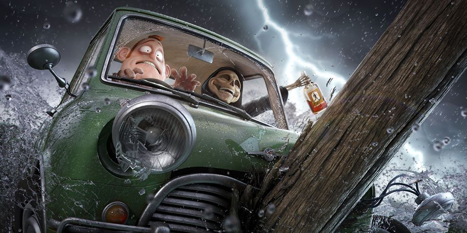 """""""Crash"""" by ~Darkodev http://bit.ly/18EJOaE"""