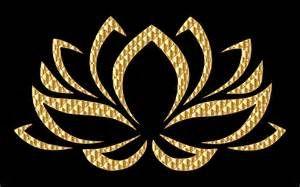 Gold Lotus Flower - Bing images
