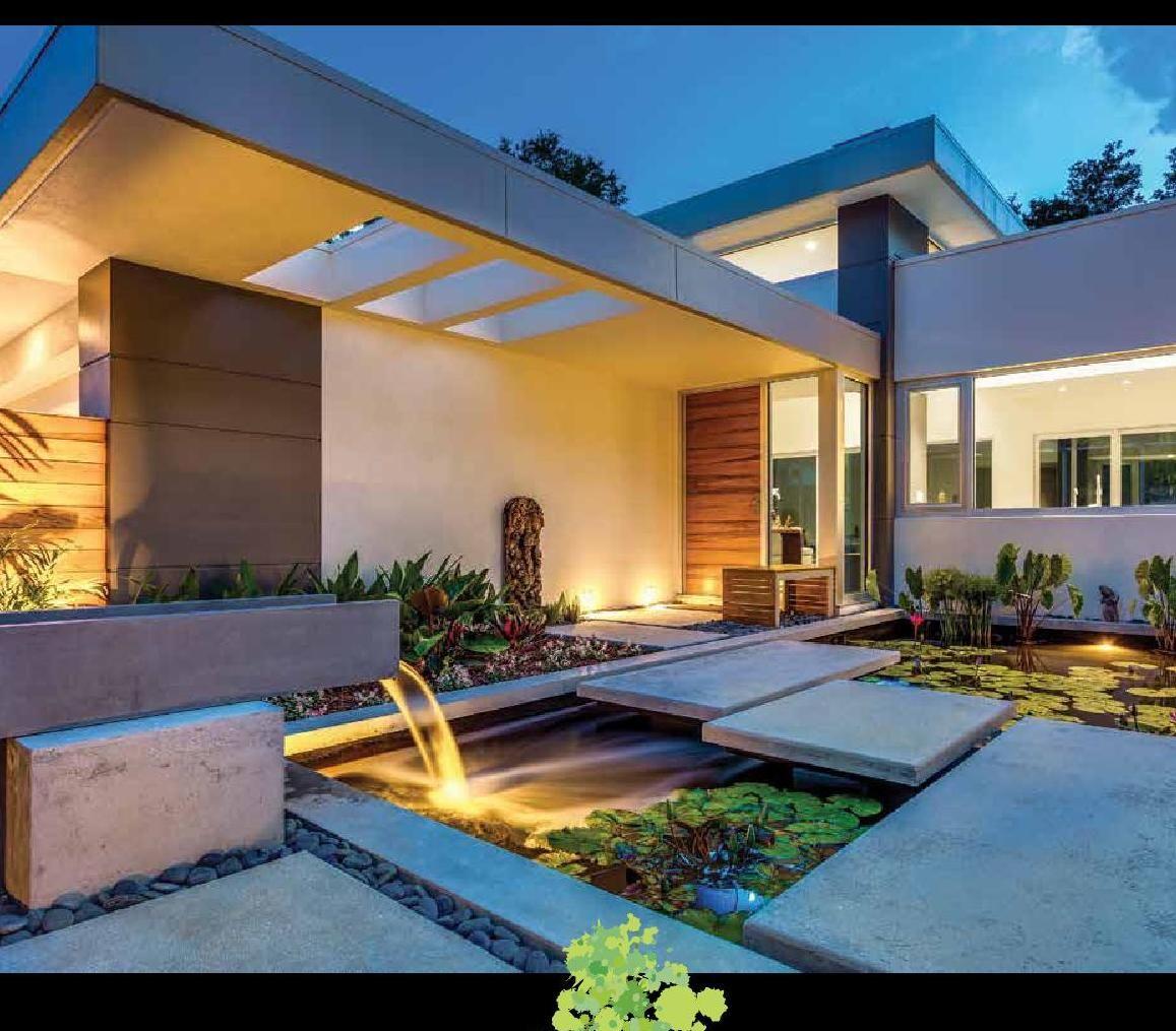 Home & Design Magazine | Design magazine, Exterior design and Backyard