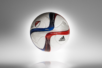 Adidas And Major League Soccer Unveil 2015 Official Match Ball Major League Soccer Soccer Soccer Gifs