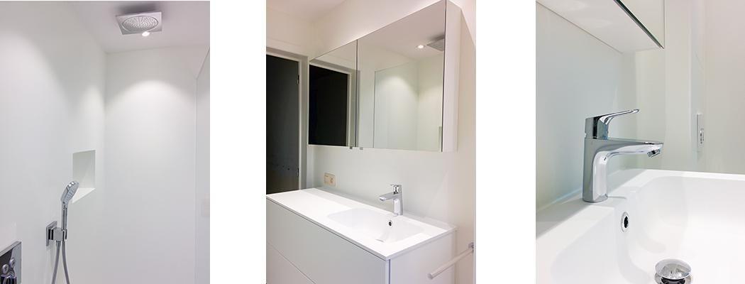 EN: Bathroom design with Epoxy floor NL: Badkamer met Epoxy vloer ...