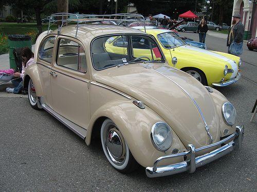 Early 60 S Vw Bug Custom Cars Volkswagen