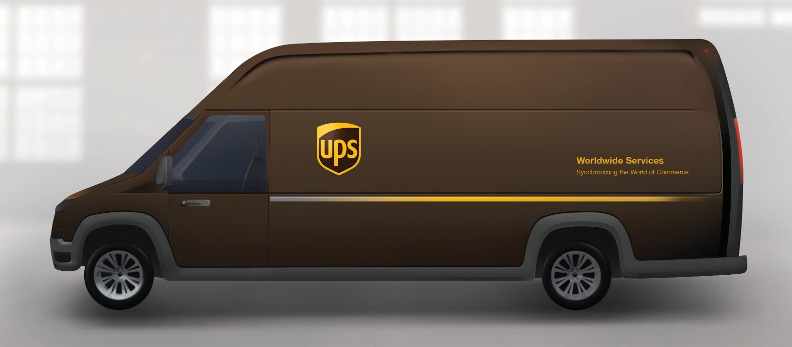 Ups Is Buying A Fleet Of 1 000 Electric Vans From Workhorse