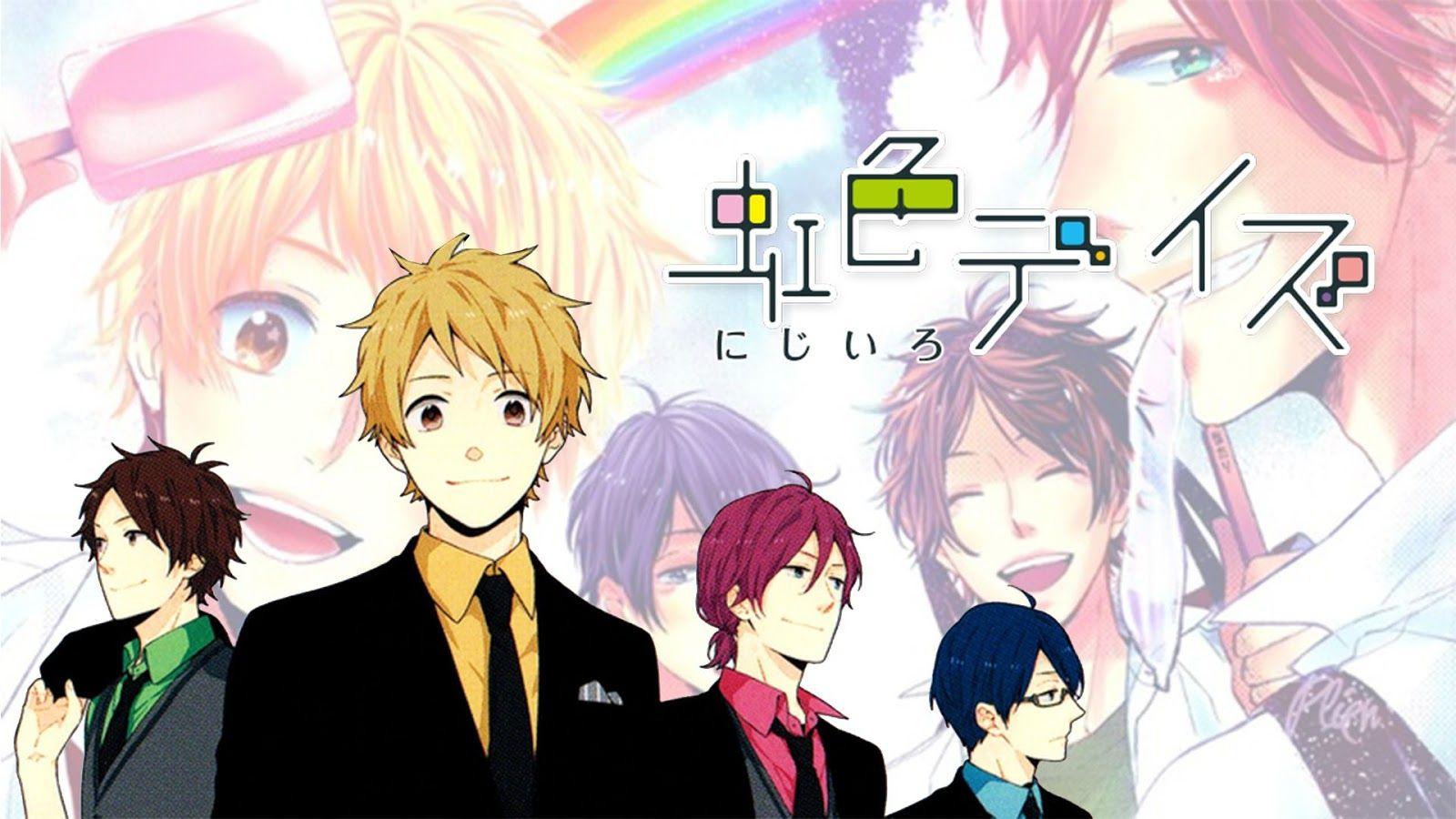 Nijiiro Days Subtitle Indonesia in 2020 Day, Anime