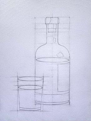 13 Encuadre Encaje Y Proporcion Valero Dibujo De Encaje Arte Dibujos En Lapiz Dibujo Bodegon