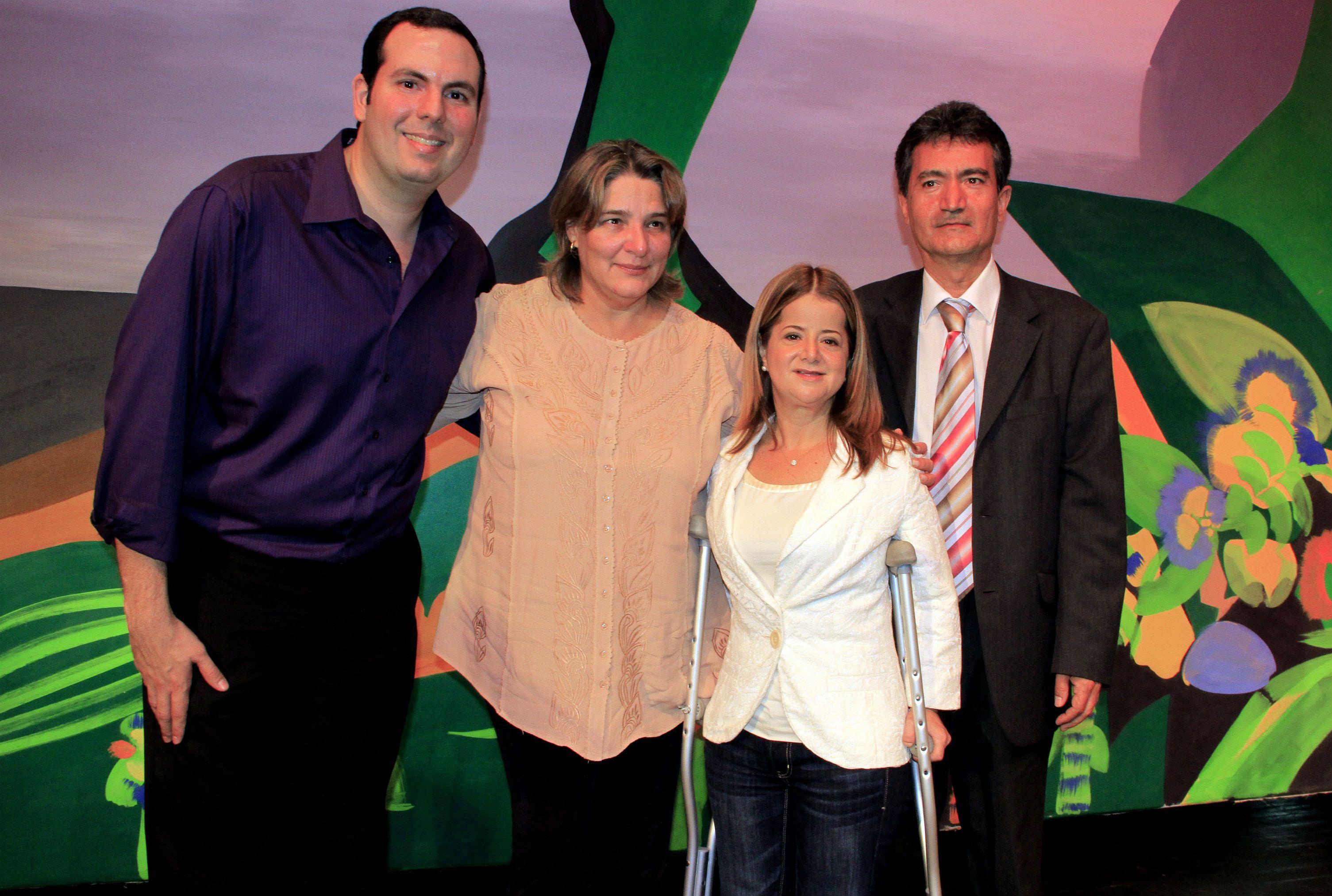 #saborquillero Los aliados de Barranquilla: Ministra, alcaldesa, y representantes sector cultura.
